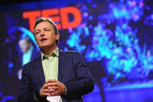 Chris Anderson y la visión que llevó a las charlas TED a sumar 2 mil millones de visitas en la red
