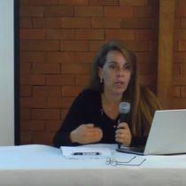 [VIDEO] Andrea Balbontín en Iglesia Evangélica de las Condes califica de