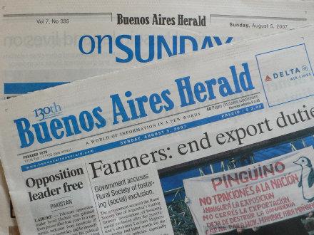 Cierra un símbolo de independencia periodística durante la dictadura militar en Argentina