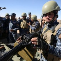 Comienza la batalla para expulsar a Estado Islámico