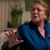 [VIDEO] Comediante norteamericana pide a Bachelet consejos para Hillary Clinton sobre cómo ser Presidenta