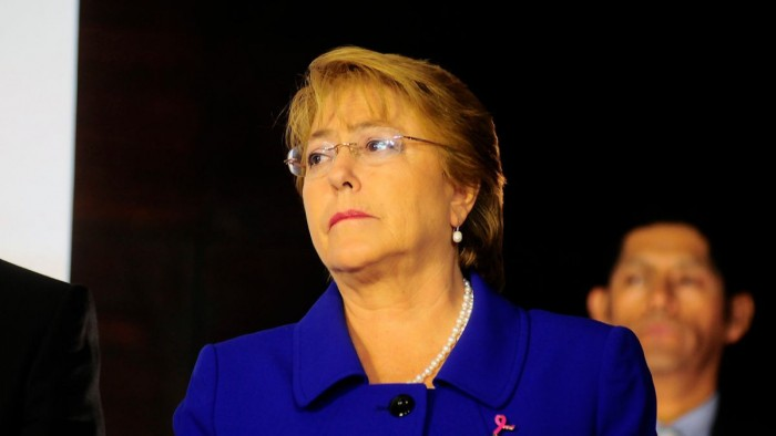Servel envía información de gastos de campaña de Bachelet a la Fiscalía