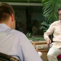 [VIDEO] Iván Márquez, comandante de las FARC: