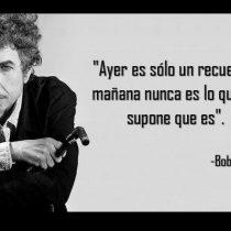 Dylan: la literatura más allá de los libros