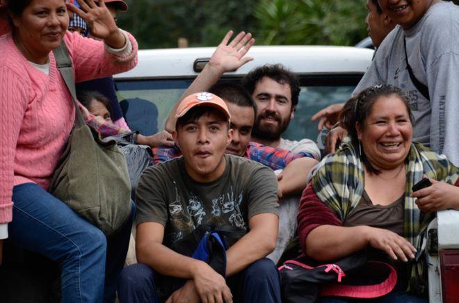 El pueblo que expulsó a delincuentes, políticos y policías