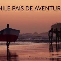 Red social invita a votar por Chile como potencia mundial 'outdoor'
