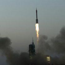 China lanza con éxito su sexta misión espacial tripulada