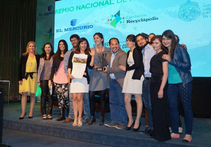 Iniciativa Construye Solar gana Premio Nacional de Medio Ambiente