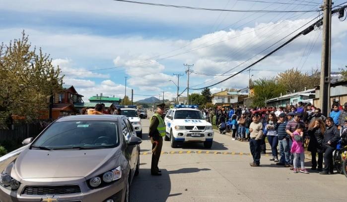 Hoy será formalizado padrastro de menor encontrada muerta en Coyhaique