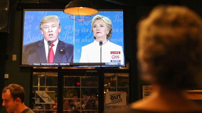 EEUU: ¿Quién ganó el tercer debate presidencial?