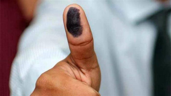 ¿Por qué no entintamos el dedo pulgar para votar? Diputados quieren que regrese junto al voto obligatorio