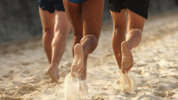 Hay muchos deportes en los que correr es una parte esencial.