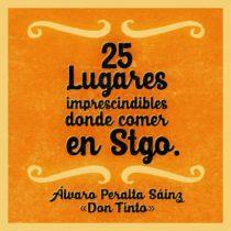 Álvaro Peralta, Don Tinto, publica guía para saber donde están los mejores lugares para comer en Santiago