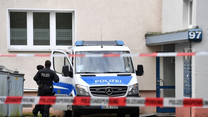 La policía alemana conecta al presunto terrorista sirio detenido con el EI