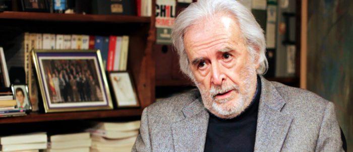 """José Rodríguez Elizondo advierte que la Cancillería chilena """"está dando una ventaja que nos afecta en lo estratégico y que puede ser irreversible"""""""