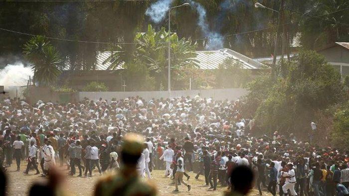 Etiopía declara el estado de emergencia para frenar las protestas