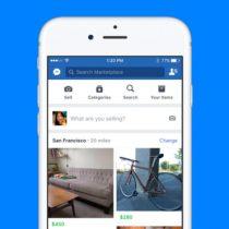 Facebook estrena Marketplace, un espacio de compraventa entre sus usuarios