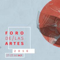 Foro de las Artes 2016: U. de Chile ofrecerá más de 30 actividades en Santiago y Valparaíso