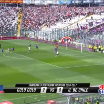 [VIDEO] Revisa todos los goles de la octava fecha del campeonato chileno y el superclásico entre Colo Colo y la U