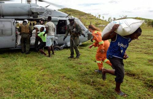 Haití tras huracán Matthew: 800 mil personas se encuentran amenazadas por el hambre