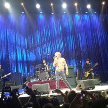 Iggy Pop en Chile y su estilo rebelde que se resiste al tiempo