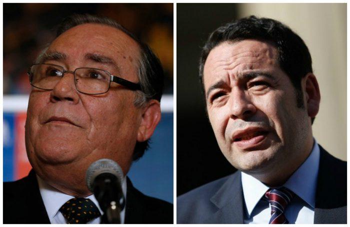 Ministro de Justicia en colisión con la DC: Campos remueve del cargo a director del Registro Civil