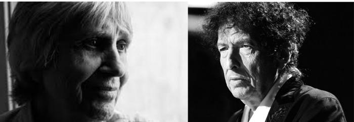 """Joan Jara y su encuentro con Bob Dylan: """"Parecía una suerte de Dios: estaba ahí, pero al mismo tiempo no estaba"""""""