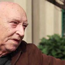 El teatro está de luto: Muere dramaturgo Juan Radrigán