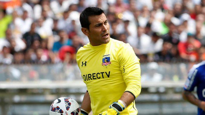 Colo Colo anunció que Villar no podrá jugar hasta el final de la temporada