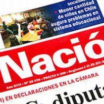 Fisco deberá pagar $5.600 millones a grupo de accionistas privados del diario La Nación