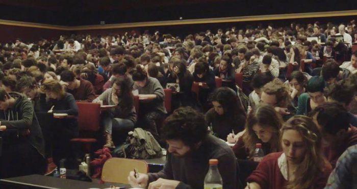 «Le Concours» , documental que ganó en el Festival de Venecia estará en Fidocs