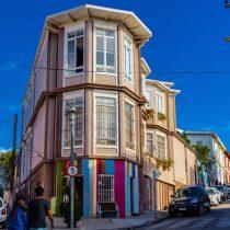"""Lanzamiento libro """"Barrio puerto. Los orígenes de la bohemia en Valparaíso"""" en Sociedad Chilena de Historia y Geografía, 13 de octubre"""