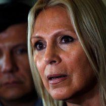 """Lily Pérez arremete contra el machismo de Chile Vamos: """"Hay hombres de la oposición que hablan de las mujeres con desprecio y frialdad"""""""