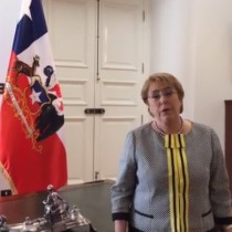 [VIDEO] Nueva forma de gobernar: Bachelet por medio de redes sociales anunció que presentará medidas tras cifras del Sename