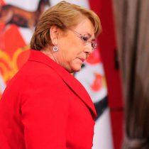 Bachelet tras resultados de municipales: