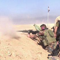 [VIDEO] Irak: primeras imágenes de la operación conjunta para recuperar Mosul de manos del autodenominado Estado Islámico