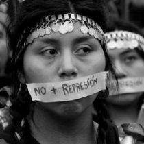 Mapuche dio a luz esposada junto a tres gendarmes