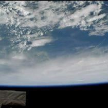 [VIDEO VIDA] Así se ve el poderoso huracán Matthew desde la Estación Espacial Internacional