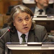 """Senador Navarro: """"A mí no me preocupa el quiebre de la Nueva Mayoría"""""""