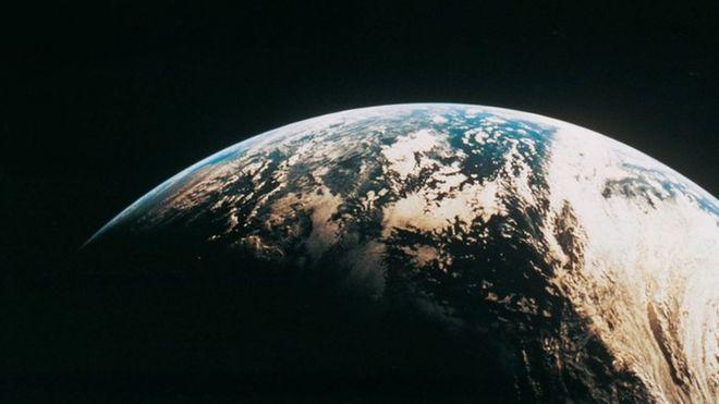 El Punto Nemo es tan remoto, que con frecuencia los astronautas son los seres humanos que se encuentran más cerca de éste.