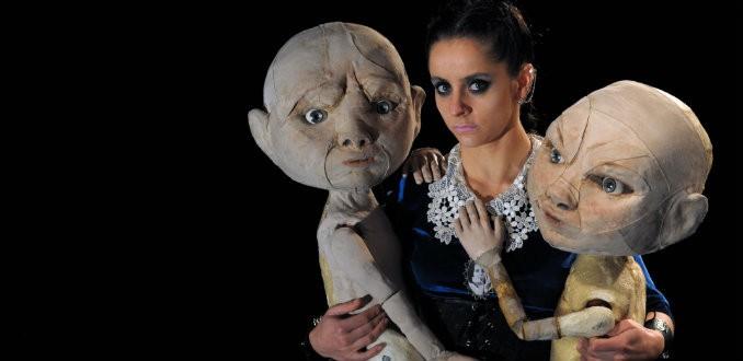"""Obra """"La niña de Canterville"""" de la compañía La Mona Ilustre en Teatro Municipal de Ovalle. Entrada liberada"""