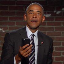 [VIDEO] Así respondió Barack Obama a Donald Trump