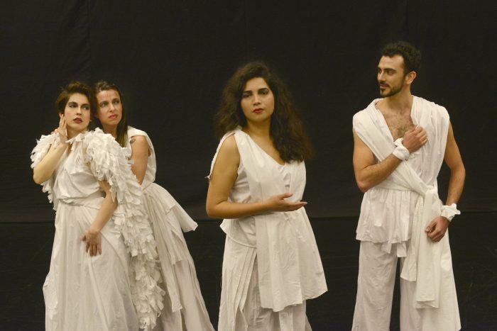 Ópera barroca francesa «Actéon» en Centro GAM, 21 y 22 de octubre