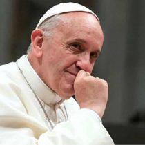 El papa Francisco defiende los puentes