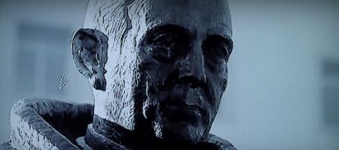 Película «El rastreador de estatuas» en Cine arte Normandie