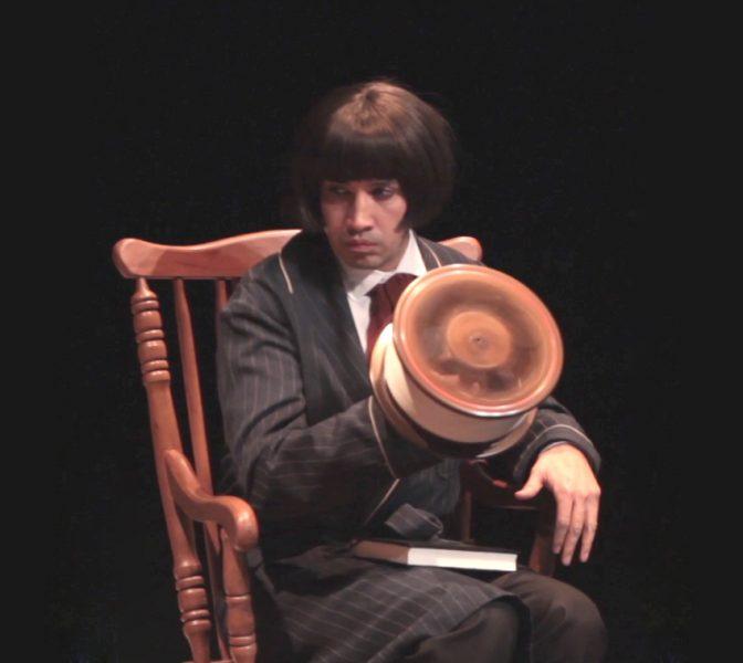 Obra «Realismo de la compañía Teatro de Chile en Matucana 100, 28 de octubre al 20 de noviembre
