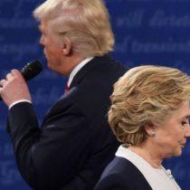 Elecciones en Estados Unidos: ¿quién ganó el segundo debate entre Hillary Clinton y Donald Trump?