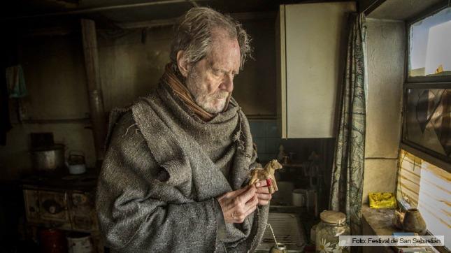 Reconocen a Alejandro Sieveking con el premio al Mejor Actor en el Festival de Cine de Biarritz