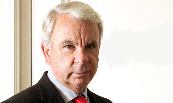 Alfonso Swett , fundador de Forus, un