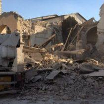 Decenas de heridos, la mayoría leves, tras el terremoto del centro de Italia